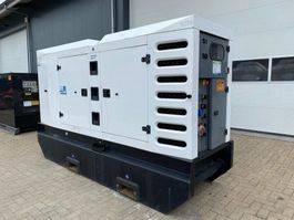 generator SDMO R220 C3 John Deere Leroy Somer Rental Stage 3A Supersilent generatorset 2015