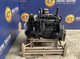 Motor vrachtwagen onderdeel Cummins QSB6.7 2013