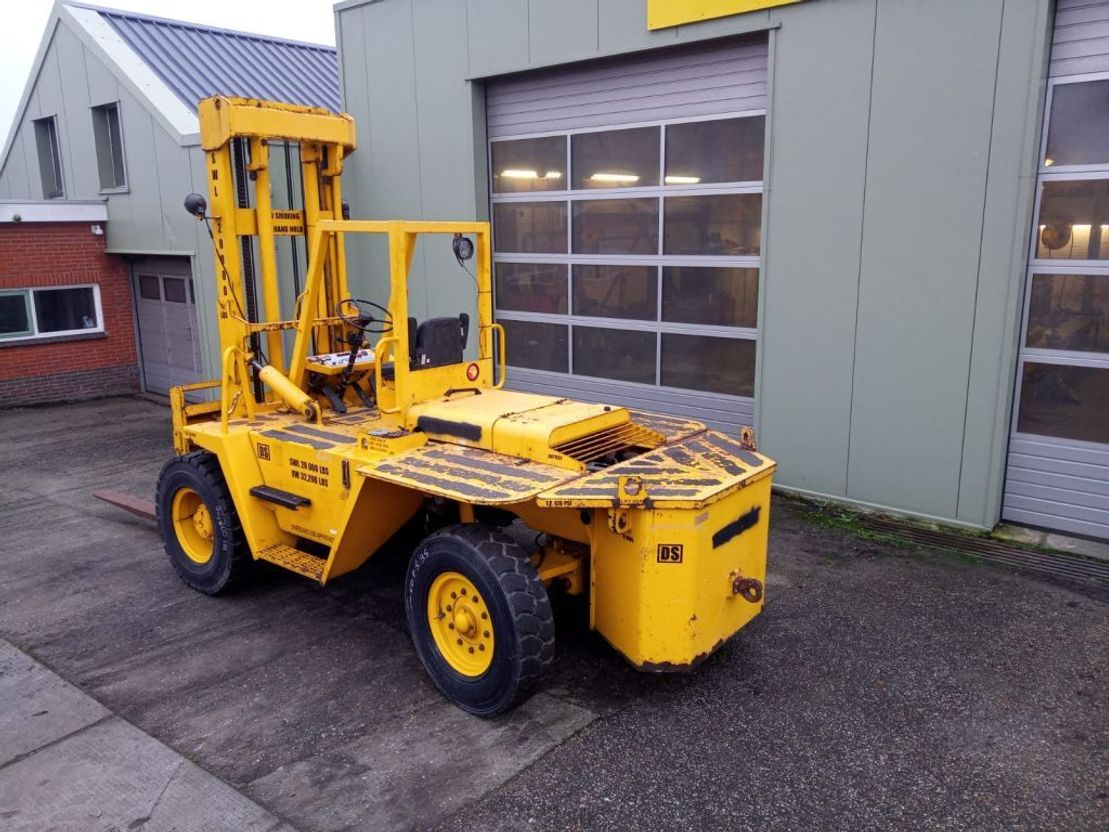 vorkheftruck Diversen Wiggins Forklift type W200 YSB