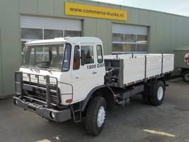 open laadbak vrachtwagen DAF 1800 1990