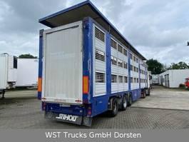 paardenvrachtwagen Volvo FH 460 XL Menke 3 Stock Vollausstattung 2013