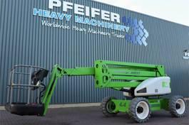 knikarmhoogwerker wiel Niftylift HR17 HYBRID 4WD Hybrid, 4x4 Drive, 17m Working Hei 2013