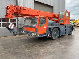 alle terrein kranen XCMG QAY25 25 Ton 4x4x4 All Terrain Crane 2007