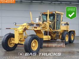 grader Caterpillar 140H 3306 ENGINE - BACK TYRES 90% 1998