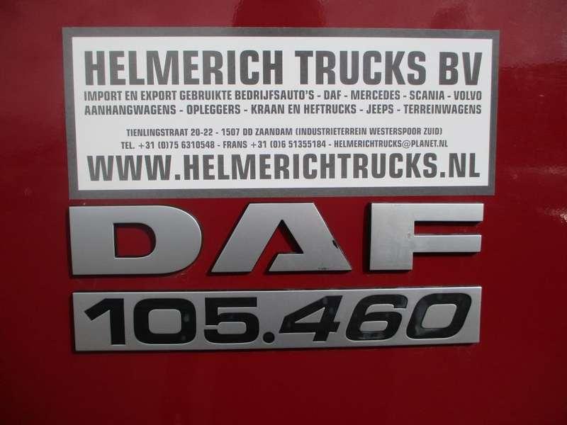 DAF - 105.460 EURO 5 ATE LOWDECK MET HEFSCHOTEL 7