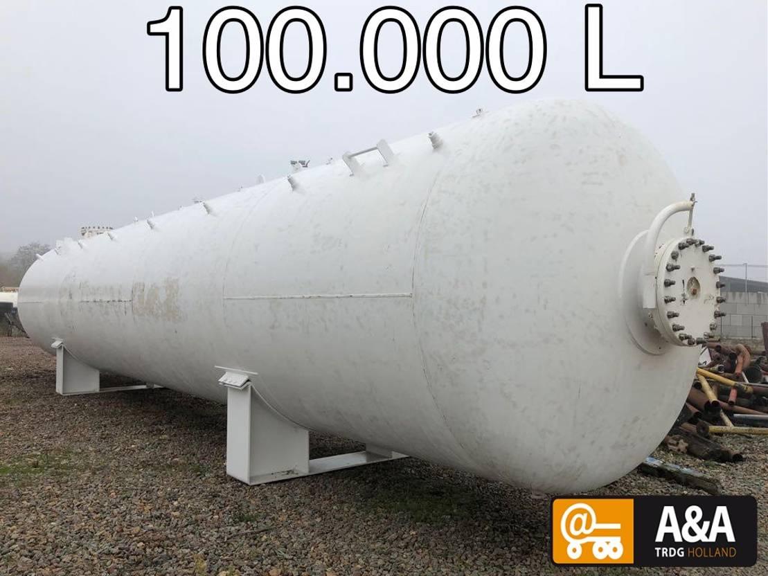 tankcontainer Diversen Propane Butane LPG GPL gastank gaz 100.000 L 1990