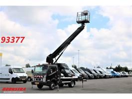 hoogwerker bedrijfswagen Nissan NT400 2.5 DCI Ruthmann TB 270 27m Hoogwerker 2014