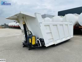 Kipperbak vrachtwagen onderdeel Hyva Tipper, steel
