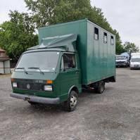 paardenvrachtwagen Volkswagen LT 55 1988