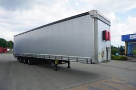 schuifzeil oplegger Schmitz Cargobull MEGA SO1 2016