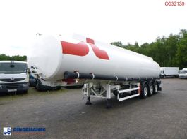 tankoplegger Parcisa Fuel tank alu 42.8 m3 / 6 comp 2003