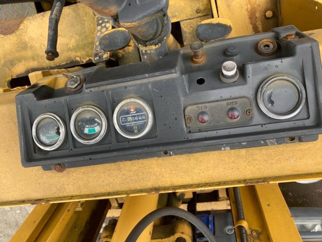 vorkheftruck TCM FM330-265S Diesel.5000 Kg.All working