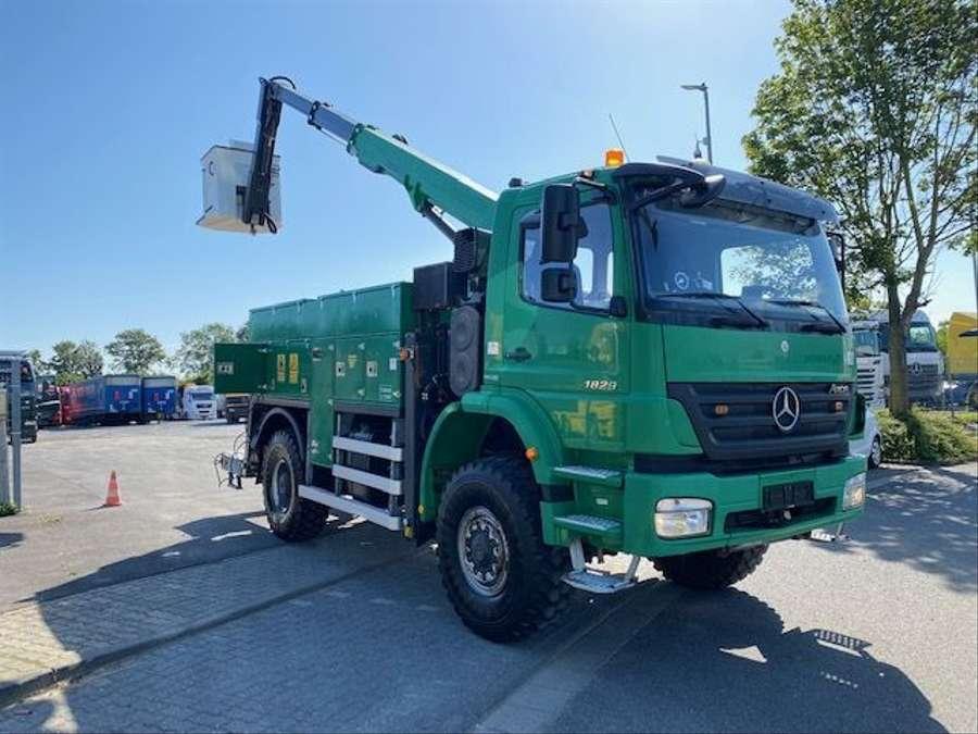 Mercedes-Benz - 4X4  VERSALIFT - VT-51-NF /17mtr/Euro 5 2