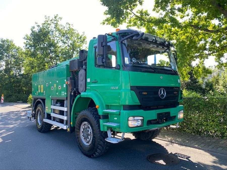 Mercedes-Benz - 4X4  VERSALIFT - VT-51-NF /17mtr/Euro 5 4