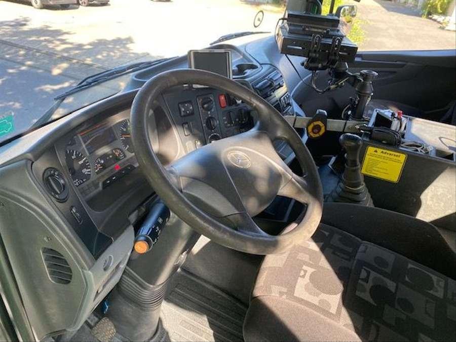 Mercedes-Benz - 4X4  VERSALIFT - VT-51-NF /17mtr/Euro 5 14