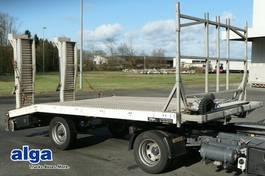 takelwagen-bergingswagen-vrachtwagen Iveco ANDERE HMT/X-Tension/Tieflader/Rampe/Euro 5 2014