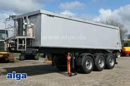 kipper oplegger NFP-Eurotrailer SKA 27-7,5, Alu, 27m³, Kunststoffauskleidung 2010