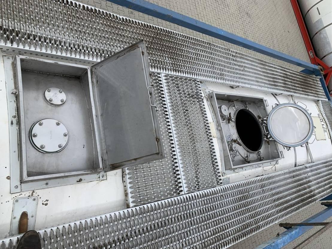 tankcontainer Welfit Oddy 20FT TC, 26.850L, UN PORTABLE, T11, valid inspection: 09-2023 2000