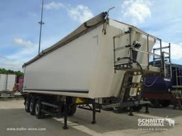 kipper oplegger Schmitz Cargobull Semitrailer Tipper Alu-square sided body 50m³ 2016