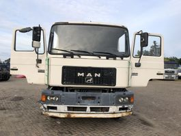 chassis cabine vrachtwagen MAN 26.463 Chassis 1997