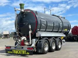 tankoplegger KAESSBOHRER V2A Gülle 30 m³, Vogelsang, nur 5,8 to. Leer 2021