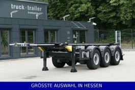 chassis oplegger Web-Trailer Container 20ft. Liftachse 42to. €249.-mtl. 2019
