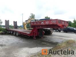 autotransporter vrachtwagen Nicolas 199V0356 1990