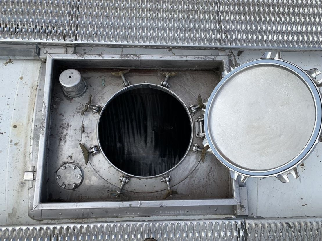 tankcontainer Consani 25.120L TC, UN PORTABLE T11, L4BN, valid 2,5y: 01-2024, payload: 32.420KG 2004