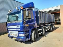 containersysteem vrachtwagen DAF CF 85 ac85.xc.480   8x2 2004