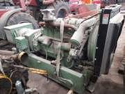generator with MAN engine 125 kVA