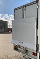 Achterklep vrachtwagen onderdeel Dhollandia 750kg Læssebagsmæk