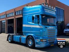 standaard trekker Scania R500 Manual Retarder / CLEAN NL TRUCK 2010