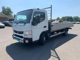 bakwagen vrachtwagen FUSO Canter 3C15 Automaat 2016