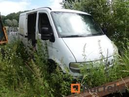 gesloten bestelwagen Renault