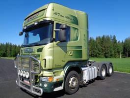 standaard trekker Scania R620-V8 6X4 3100 2013