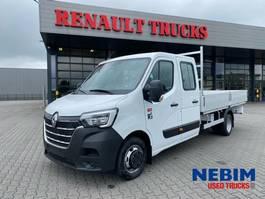 platform bedrijfswagen Renault 165 DCi CREW CAB - NIEUW - NEW 2021