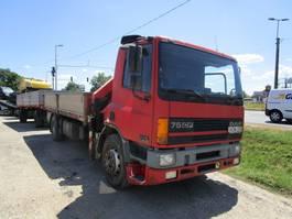 platform vrachtwagen DAF CF 75 CF FA mech.pump 2000