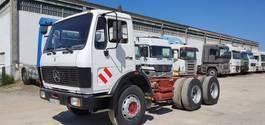chassis cabine vrachtwagen Mercedes-Benz 2228 - Big Axle - 6x4 - Full Steel Suspension