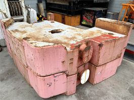 overige equipment onderdeel Terex Demag AC 350-700 Counterweight 10 ton
