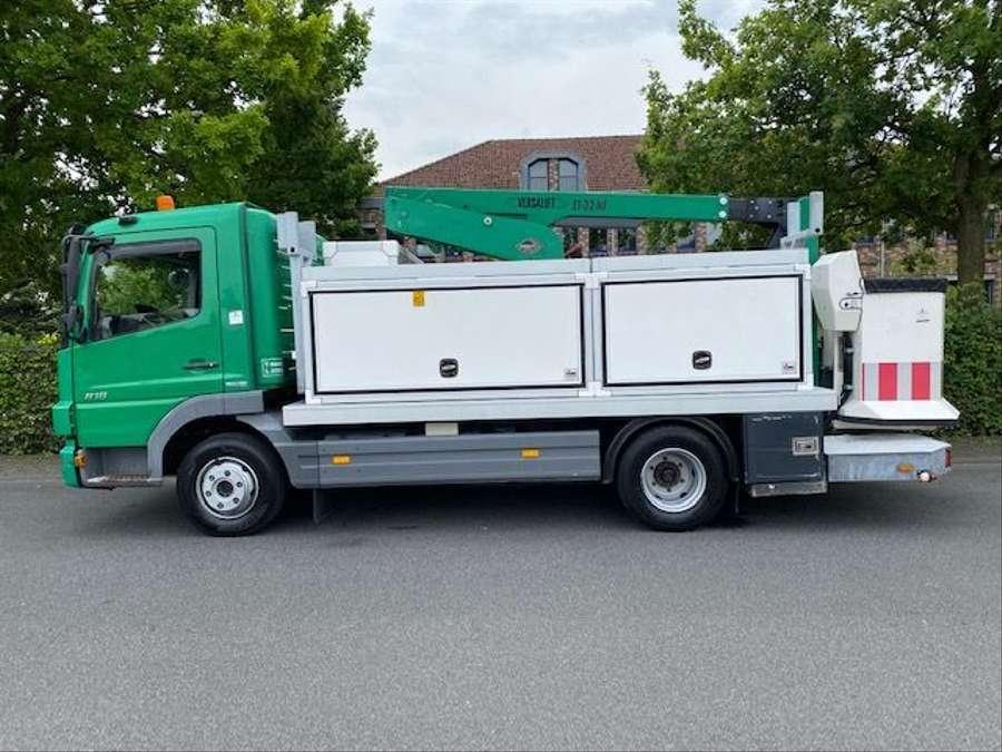 Mercedes-Benz - arbeitsbühne, 12mtr / Euro 4 10