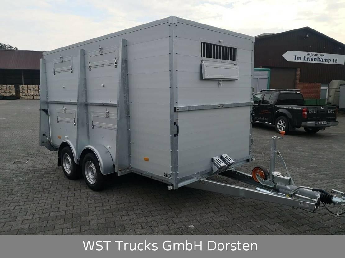 """overige aanhangwagen Diversen Other WST Edition Voll ALU """"NEU"""" Viehanhänger 3,5to 2021"""