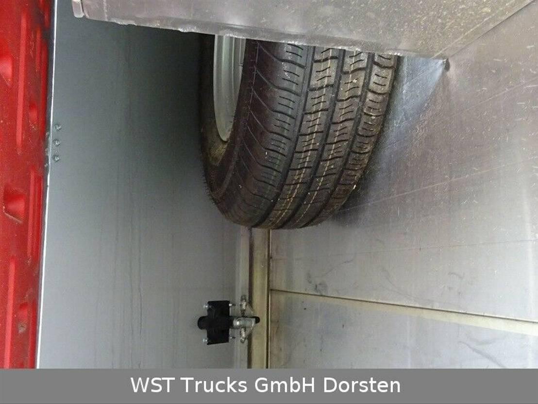 overige aanhangwagen Menke -Janzen Menke Tandem 3,5 to Vollalu Top Viehanhäner 2020