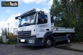 kipper vrachtwagen > 7.5 t Mercedes-Benz Atego 818 2015