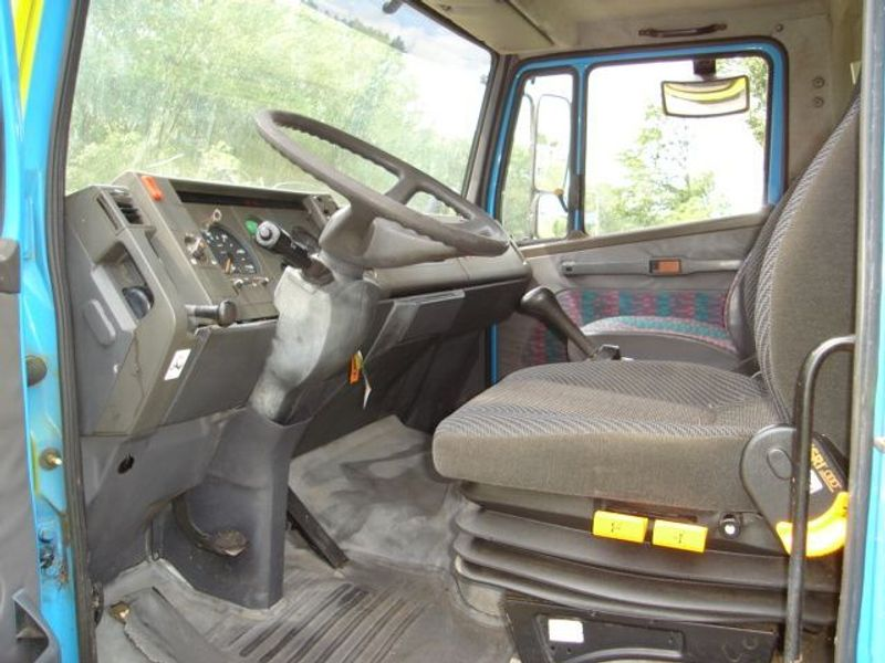 Mercedes-Benz - 1114 oprijauto/lier/oprijplaten ecoliner 6