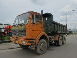 kipper vrachtwagen > 7.5 t Mercedes-Benz 2626 SK 6x6 / V8 / STEEL / MANUAL / KIPPER !! 1987