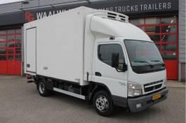 koelwagen vrachtwagen Mitsubishi Fuso Airco euro 5 2012