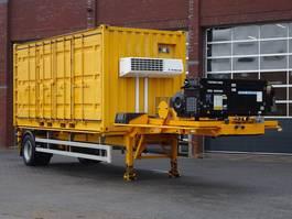 overige opleggers Dapa 20FT frigo container - Thermoking V700 Max/SG300 - Air suspension 2004