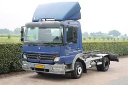 chassis cabine vrachtwagen Mercedes-Benz Atego 822 AIRCO (KIPPER) Radstand 2006
