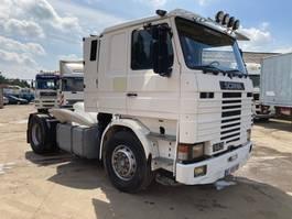 standaard trekker Scania R143 **V8-FRENCH TRUCK** 1988