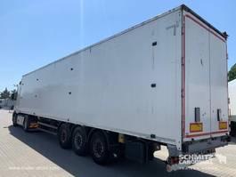 walking floor oplegger Schmitz Cargobull Semitrailer Walking-floor Standard 2014